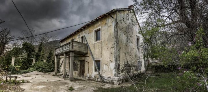 Un país hecho añicos (Bosnia y Herzegovina)